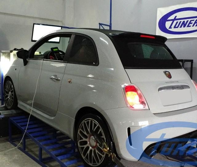 Fiat  Abarth Esseesse Etuners Stage Ron