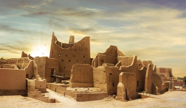 How Diriyah Gate in Saudi Arabia gets ready