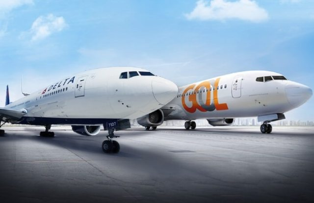 GOL airline and Delta phase out codeshare