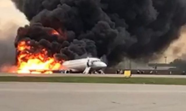 Pilot charged in deadly Russian Superjet crash that killed 41 people