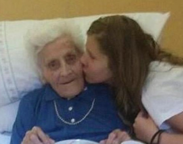 101-year-old Italian woman survived Spanish Flu, WWII, and COVID-19…three times