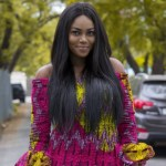 Yvonne Nelson Hints that she is single