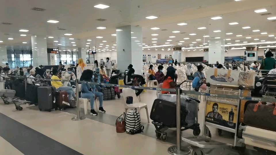 Ministry of Foreign Affairs rescues over 200 'enslaved' Ghanaians in Lebanon