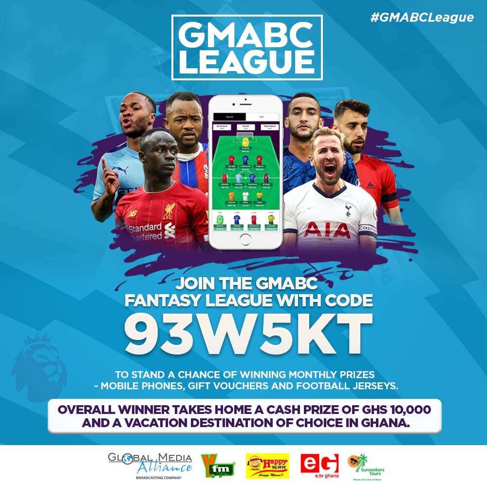 GMABC Fantacy League