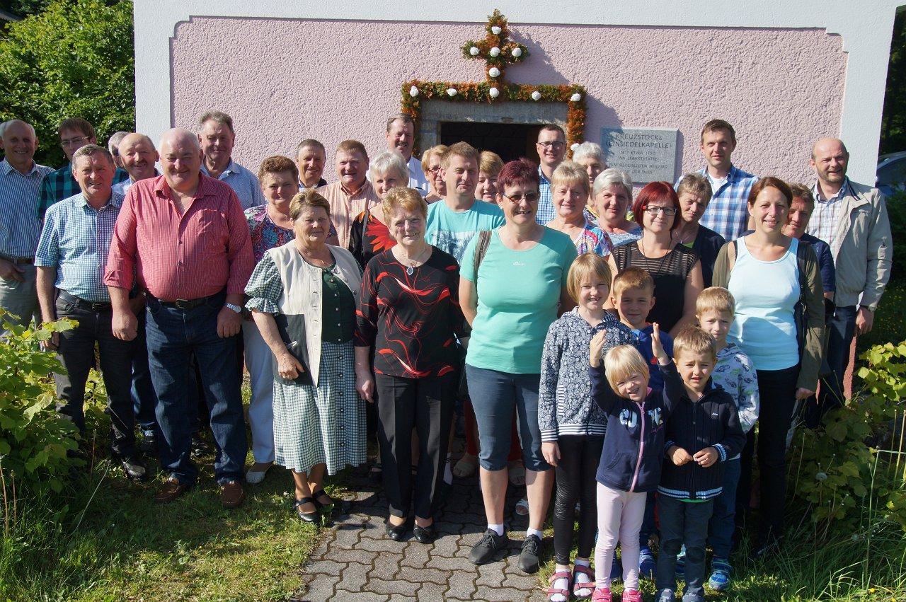 Ernst Grünstäudl: Kreuzstöcklwallfahrt 2018