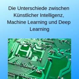 Die Unterschiede zwischen Künstlicher Intelligenz, Machine Learning und Deep Learning