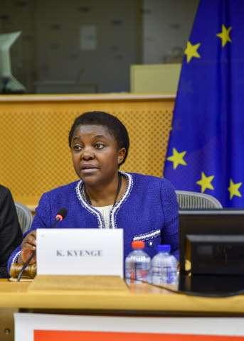 Frontex, Mare Nostrum, Triton. Vers des frontières à visage humain ?Interview de Cecile Kyenge députée S&D de la commission LIBE