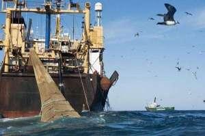 L'Agence européenne de contrôle des pêches au service de la crise des réfugiés