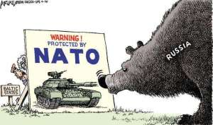 NATO's proportional concept in the Eastern borders: the Stoltenberg policy