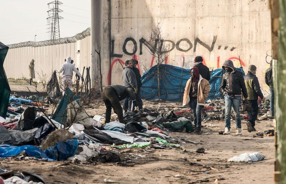 Lessons and rising challenges from Calais's Jungle clearance