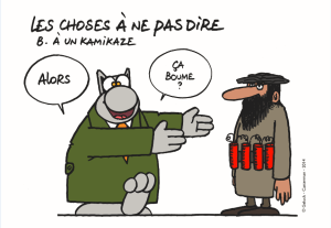 Conférence: Journées de Bruxelles: «Comment parler du terrorisme ?»