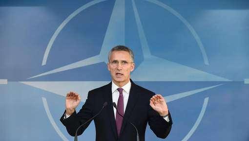 OTAN :  L'Europe a besoin des États-Unis et les États-Unis ont besoin de l'Europe(Conférence du Secrétaire général de l'OTAN, Jens Stoltenberg, organisée par le German Marshall Fund)