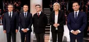 #FactOfTheDay : l'Union européenne, grande absente du débat présidentiel français