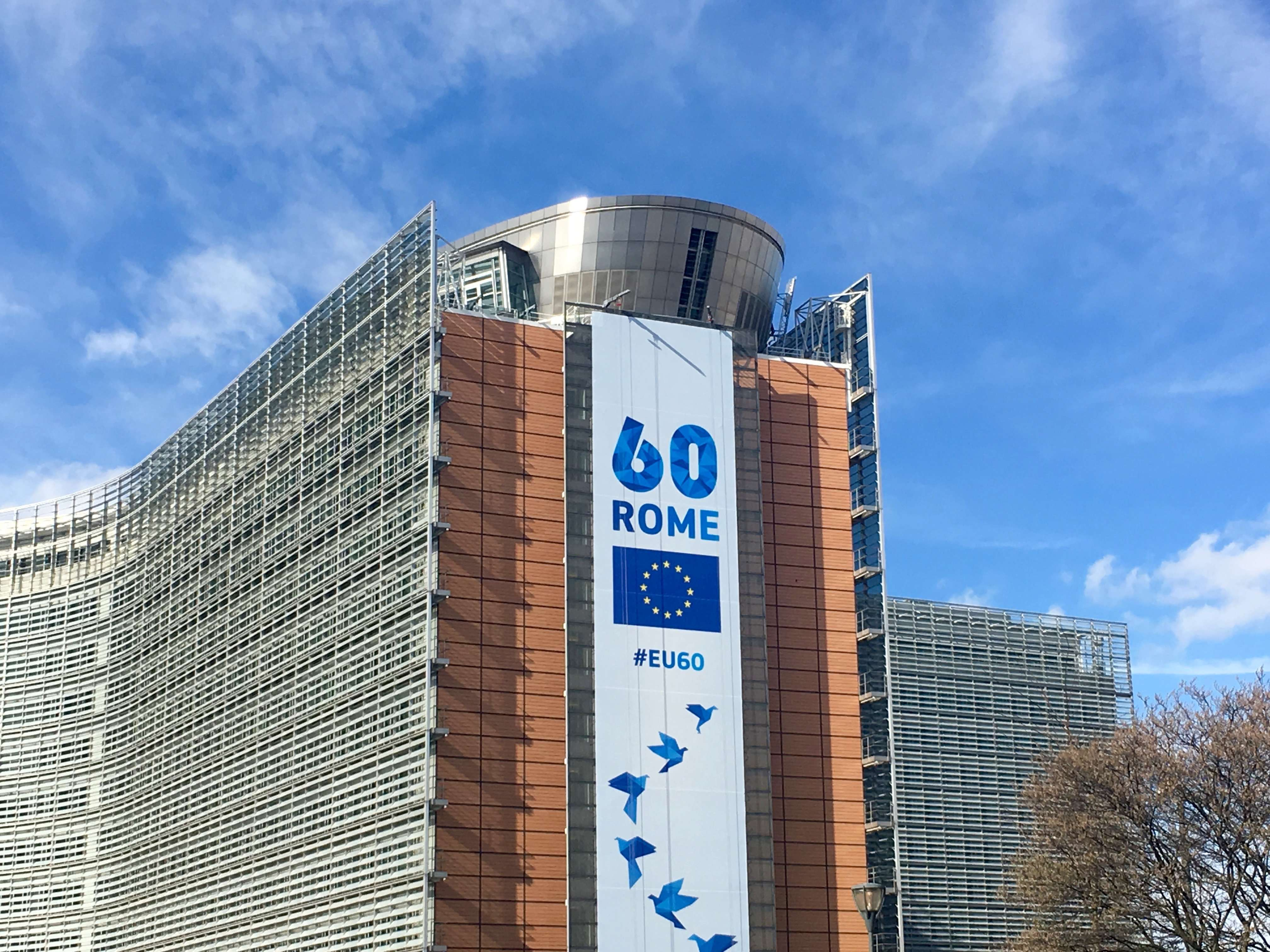 #FactOfTheDay : The EU is turning 60!