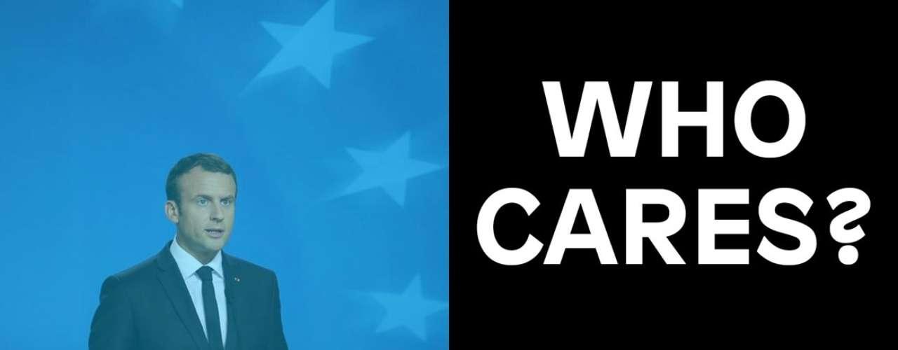 (CaféBabel): «Macron, Mélenchon et le drapeau européen»