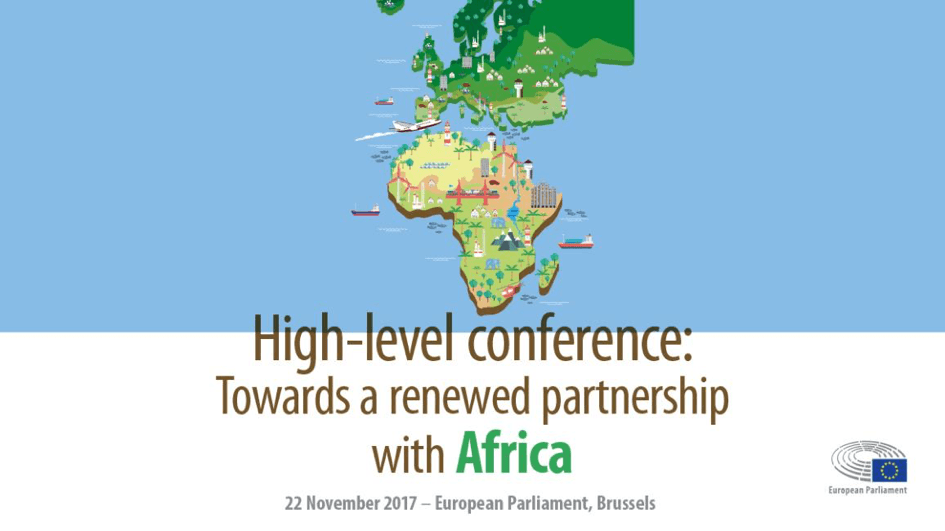 #FactOfTheDay 23/11/2017: At the European Parliament, a High-level conference towards a renewed partnership with Africa