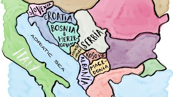 (EyesOnEurope): « The Backpacker's Guide to the Balkans »