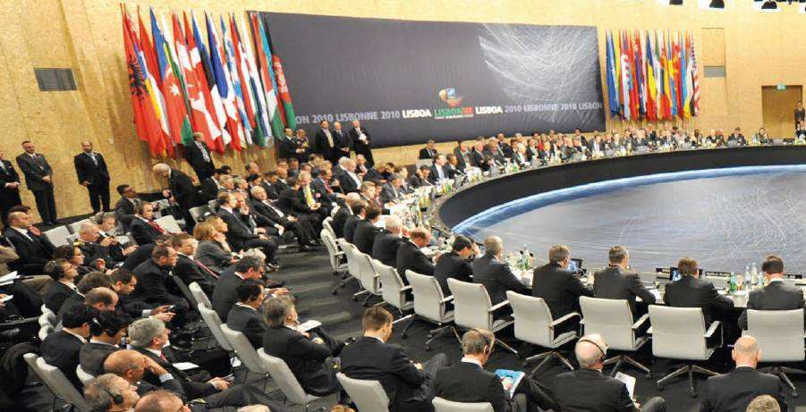 (Atlantic Treaty Association) – Collective Defence- NATO's Mission: New threats to security and the transformation of the alliance