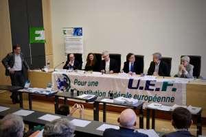 Compte rendu du Colloque «Déficit démocratique de l'Union européenne – Quel rôle pour les partis politiques ?»