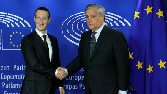 #FactOfTheDay 23/05/2018 – Mark Zuckerberg's apology tour stops in Europe