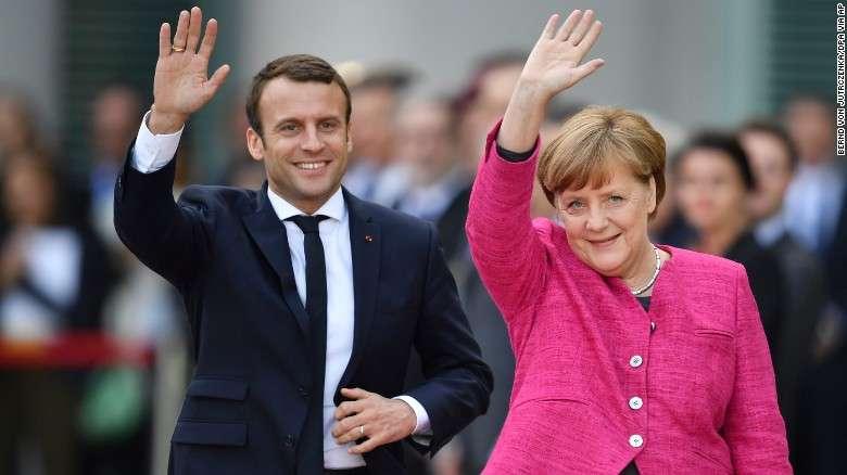 #FactOfTheDay 19/06/2018 : Paris and Berlin to set roadmap for EU's future