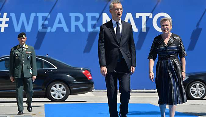 #FactOfTheDay 11/07/2018 – NATO Summit in Brussels