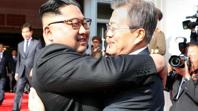 #FactOfTheDay 14/09/2018 – New bridge between the two Koreas
