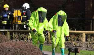 #FactOfTheDay 06/09/18- Russian intelligence officers carried out Novichok nerve agent attack