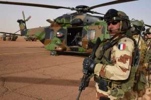 #FactOfTheDay 28/09/2018 – New French deployment in Mali: 120 paratroopers mobilized as part of operation «Barkhane»