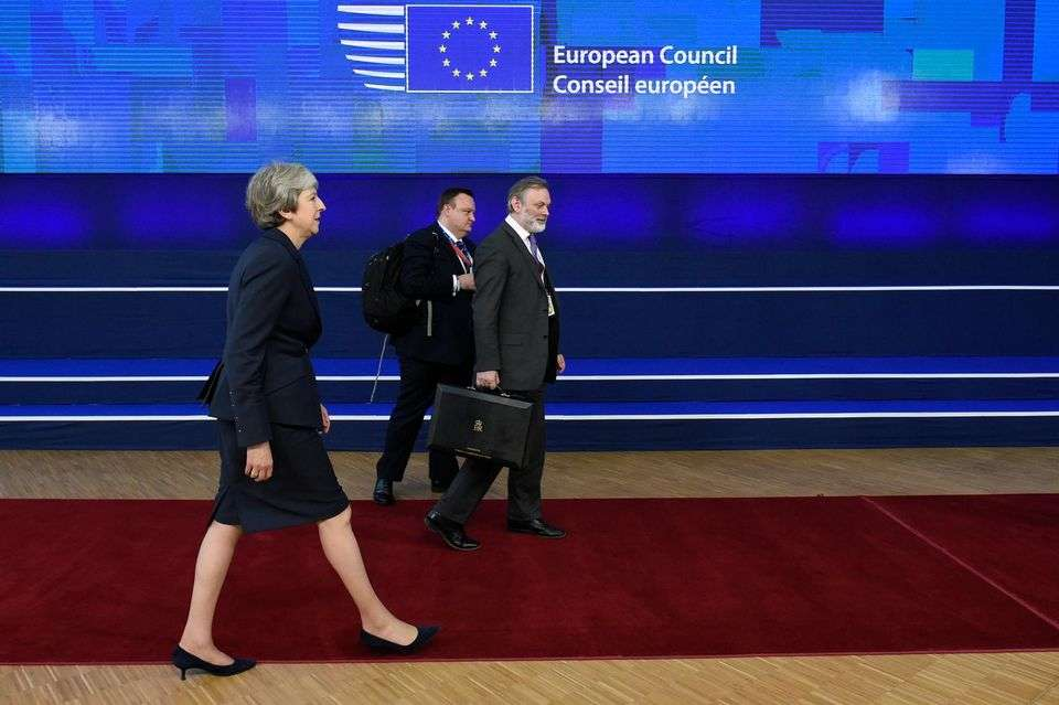 #FactOfTheDay 18/10/18 – Theresa May considers the possibility of extending Brexit transition period