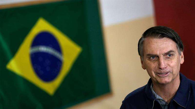 #FactOfTheDay 29/10/2018 – Presidential elections in Brazil: victory of far-right candidate Jair Bolsonaro
