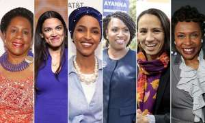 #FactOfTheDay 08/11/18 – US Midterm: a record number of women are heading to Congress: