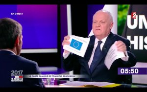 #LaRéplique – L'Union européenne contre François Asselineau : La question de l'évasion fiscale