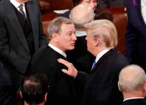 #FactOfTheDay 22/11/2018 – John Roberts decided to speak out