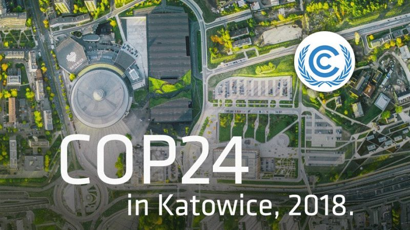 #FactOfTheDay 03/12/2018 – COP 24 opening in Katowice