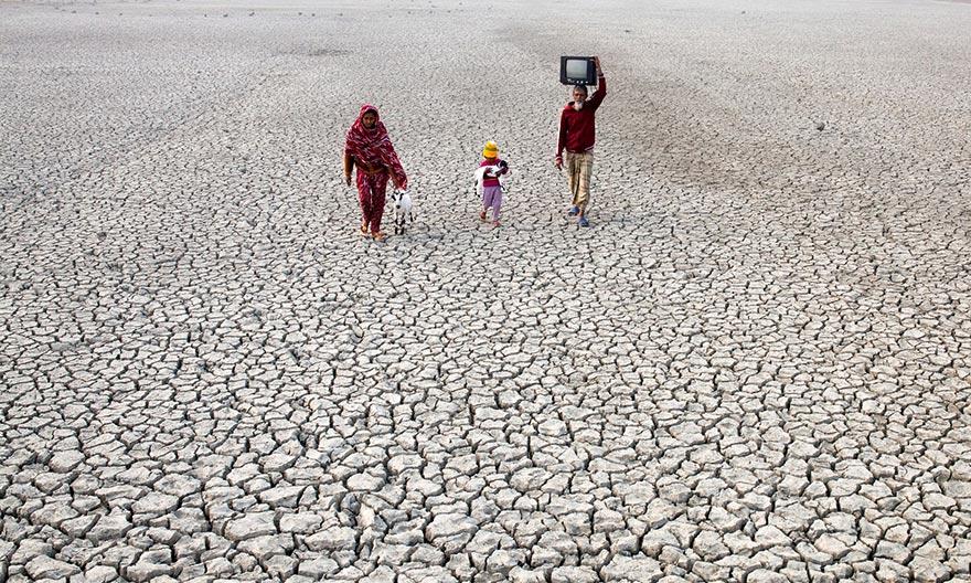 L'impact du changement climatique sur les déplacements forcés : la COP24 face au défi des migrations climatiques