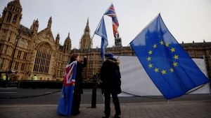 #FactOfTheDay 14/01/2019 – United Kingdom: according to PM Theresa May, MP's will try to block Brexit.