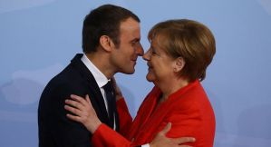 "#LaRéplique. Aachen Treaty: ""kiss of Judas"" by Emmanuel Macron?"