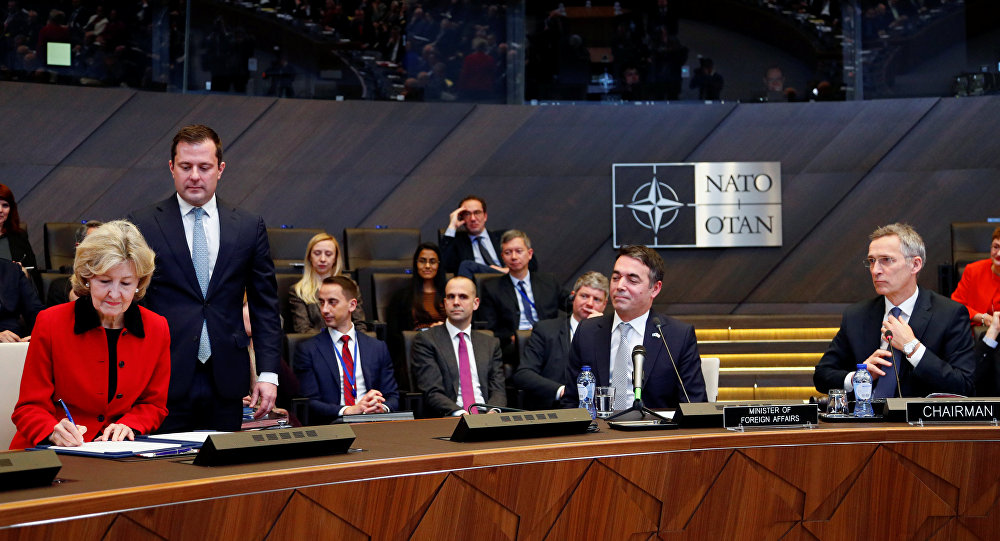 The Republic of North Macedonia is the new member of NATO