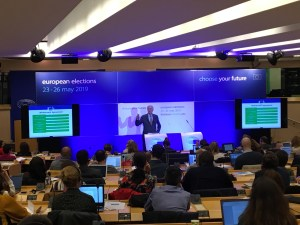"Report: European Parliament Press Seminar ""European elections 23-26 May 2019"""