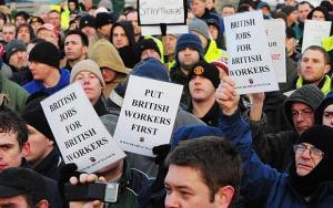 Migration impact on labour market: the UK as a study case