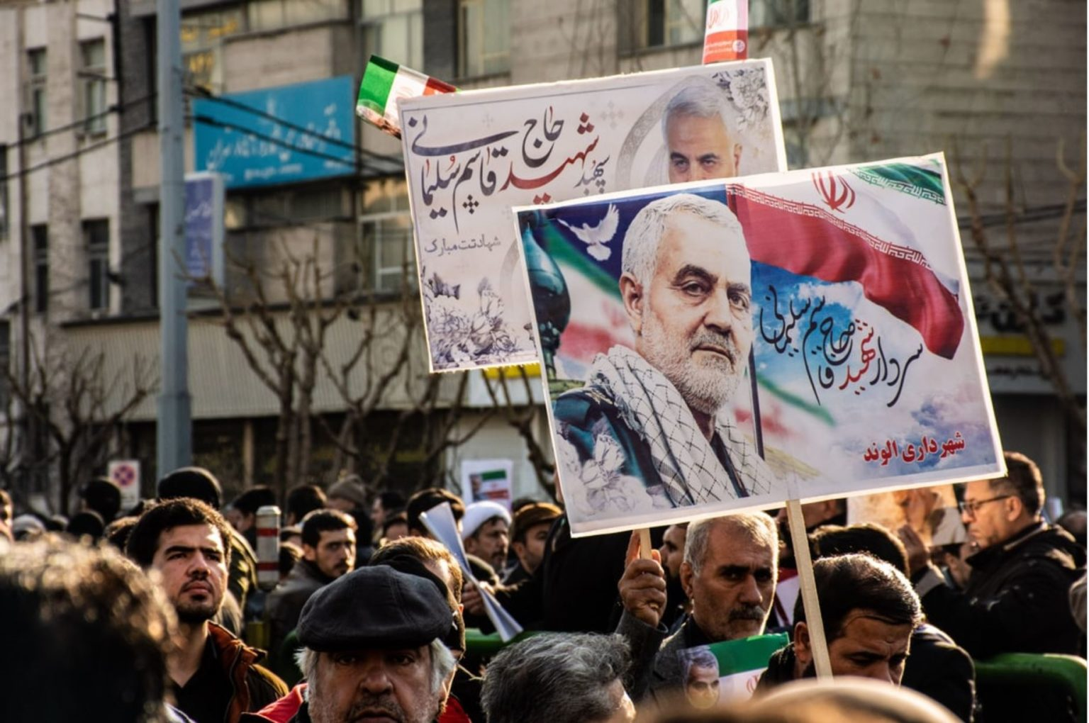 US-Iranian tensions as a challenge for the EU's geopolitical role