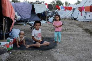 Fundamental Children's rights have been violated at Moria Refugee Camp