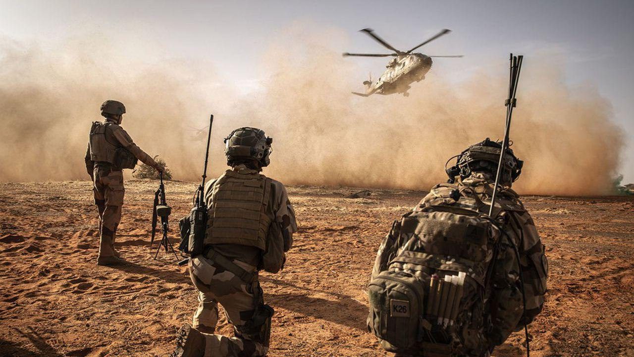France and the EU in the Sahel