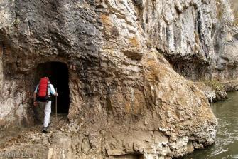 Tunel prin Chei