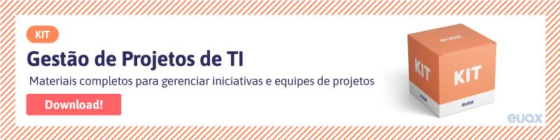 KIT Gestão de projetos deTI