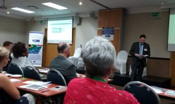 SA-EU Dialogue on Sustainability Transition: the Role of Circular Economy (Durban, moderated by Mr. Freek van Eijk, Managing Director, Acceleratio)