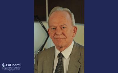 ESCA 2021 is presented to James Clark
