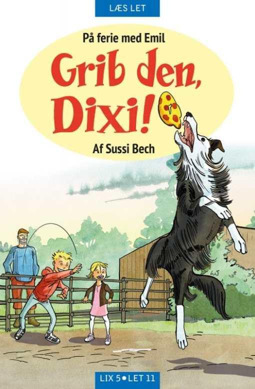 Læs let Grib den Dixi