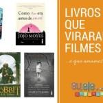 livros que viraram filmes